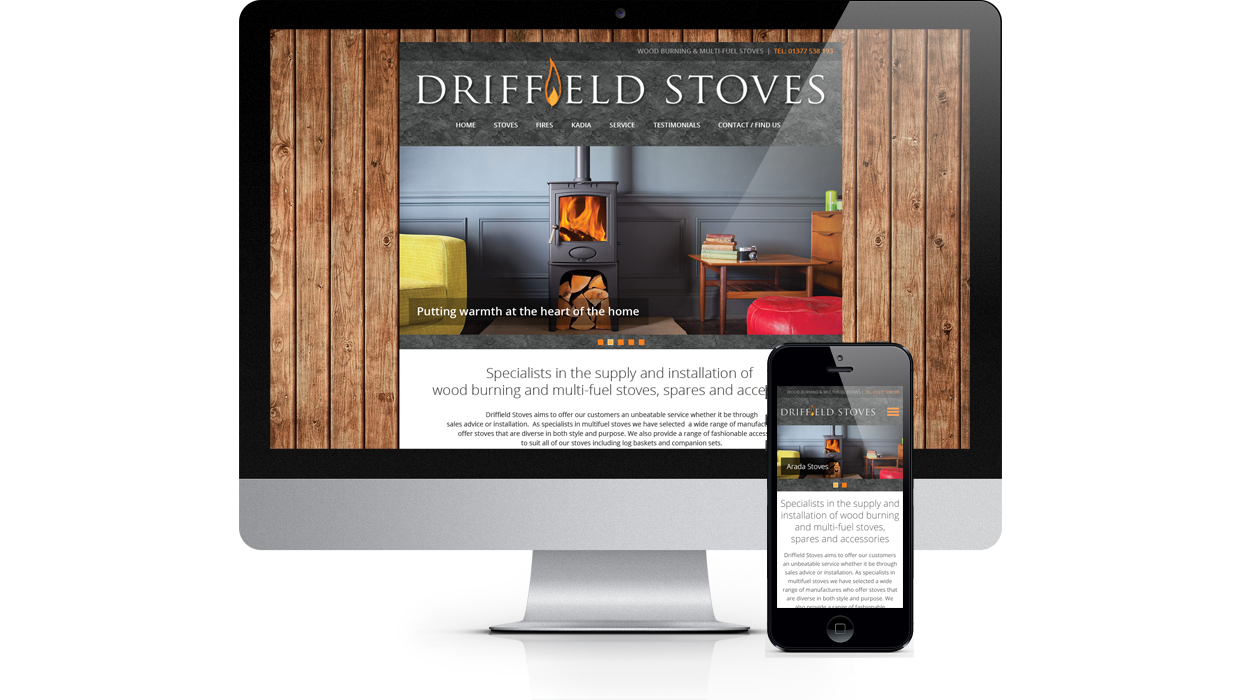 Driffield Stoves - Specialists in the supply and installation of wood burning and multi-fuel stoves