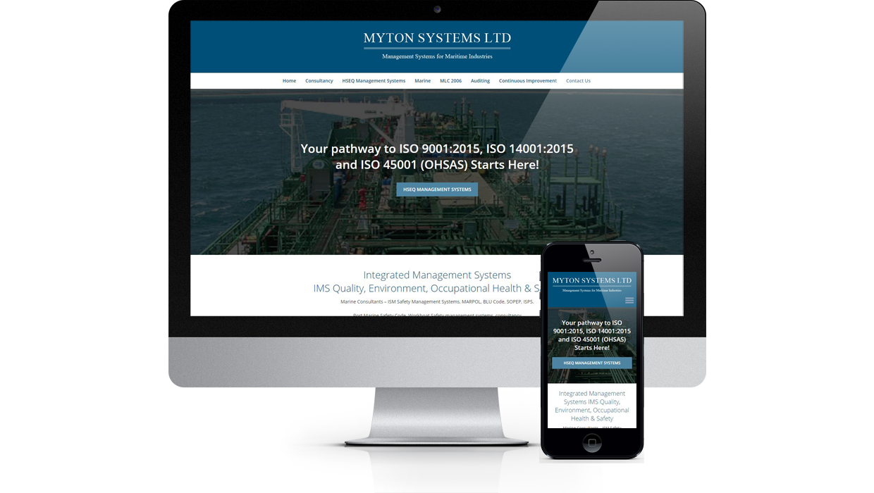 Myton Systems - Integrated Management Systems