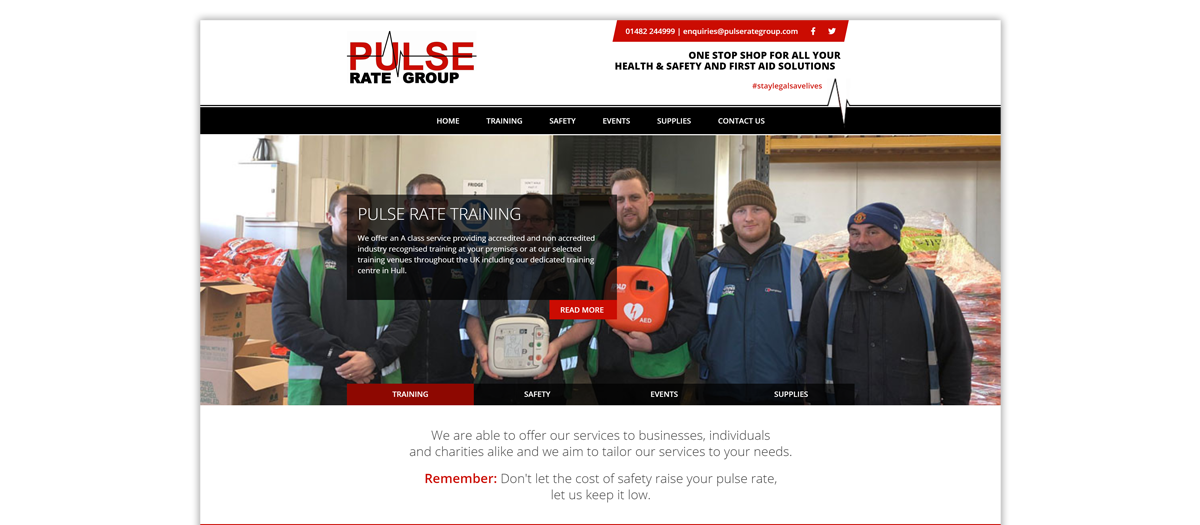 Pulse Rate Group